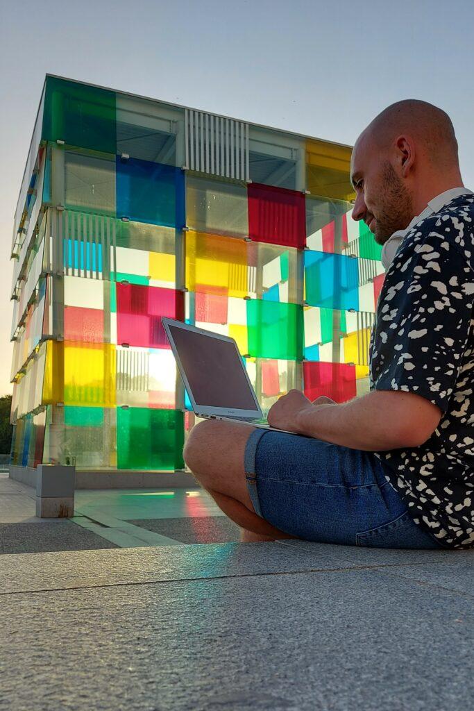 virtuele online lessen Spaans SpaansCoach Laurens